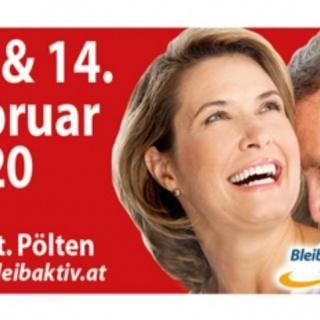 Bleib aktiv 13.02.2020 - 14.02.2020