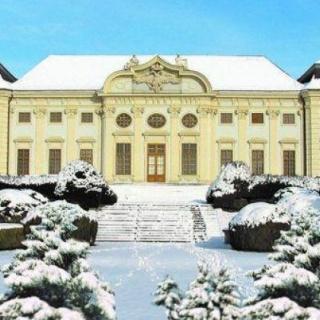 Halbturner Schlossadvent