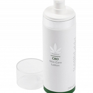 CBD Skin Care Lotion (200ml)