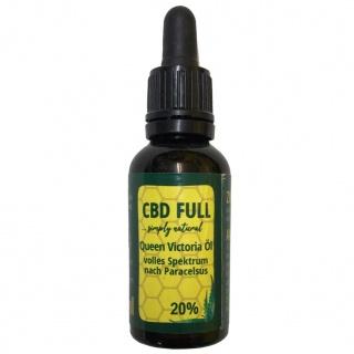 CBD Öl 20% 10ml Vollspektrum Hanfextrakt